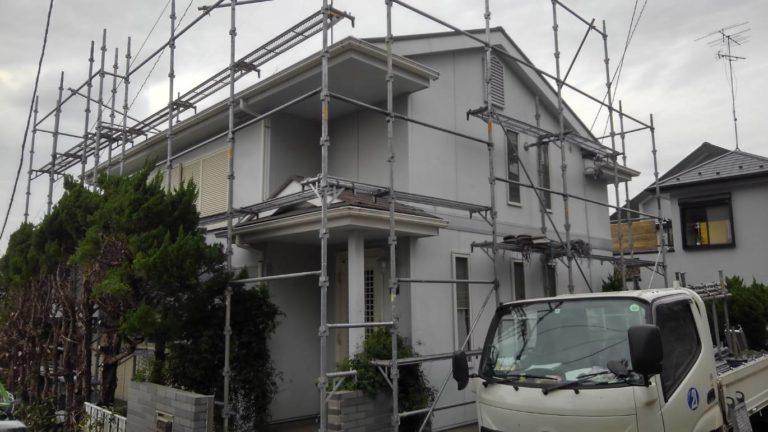水戸市 外壁塗装