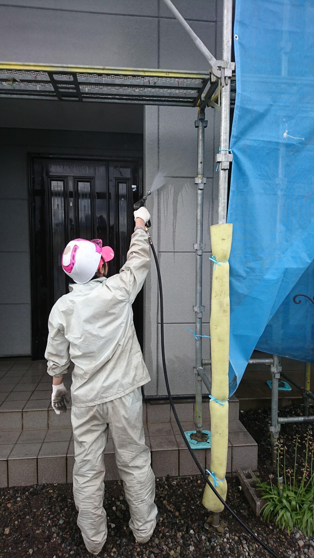 那珂市 外壁塗装