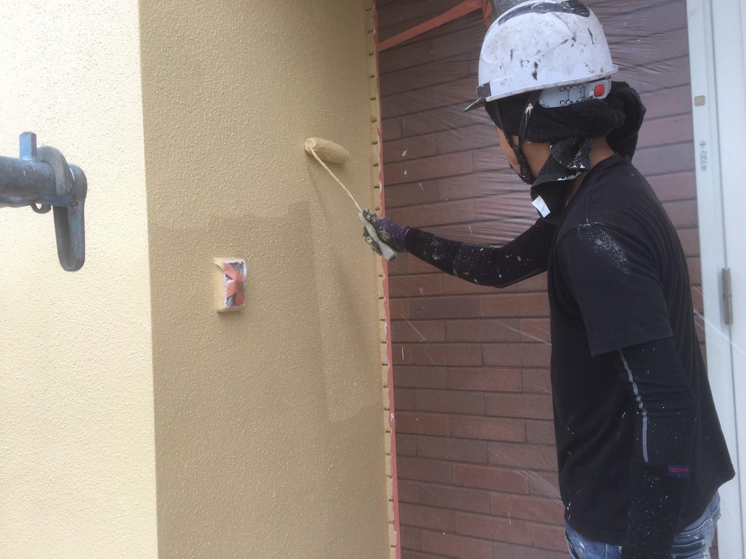 外壁塗装 水戸市
